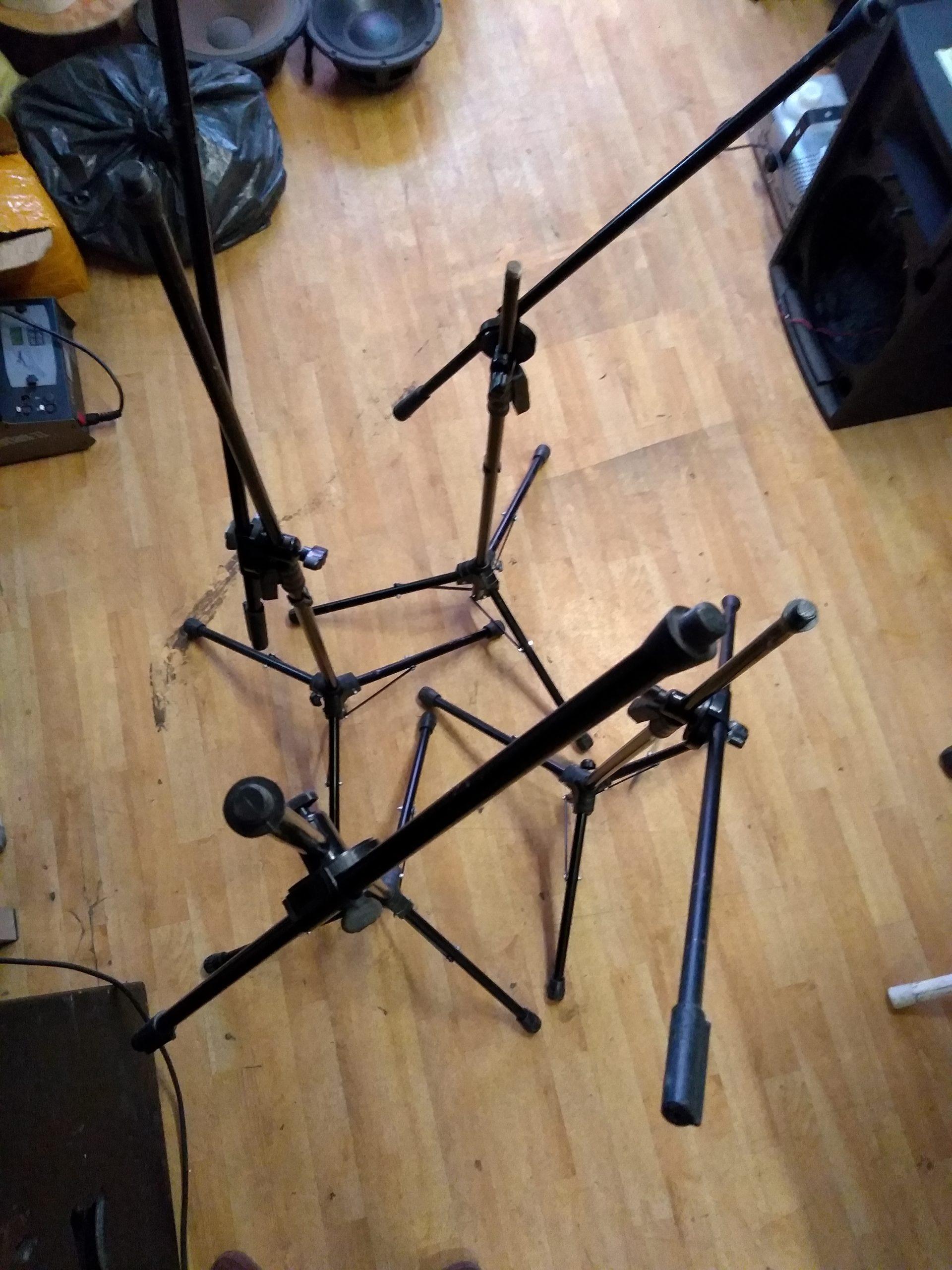 CTT Stand Mikrofon Sehpası