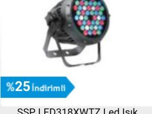Profesyonel LED Işık