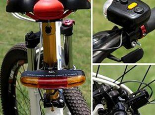 Bisiklet Korna Sinyal Fren Takımı