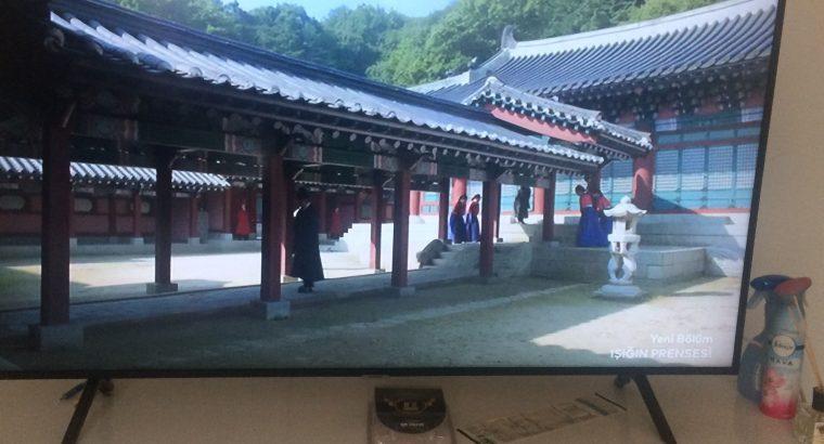 Samsung tv 55NU7100 4K UHD