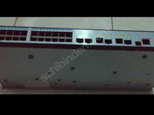 Huweai s5700/24 lü poe switch(ethernet anahtar)