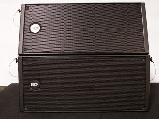 Offer new RCF HDL20 A Amplified 1400W Line Array M