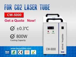 Endüstriyel Küçük Soğutma Ünitesi CW-5000