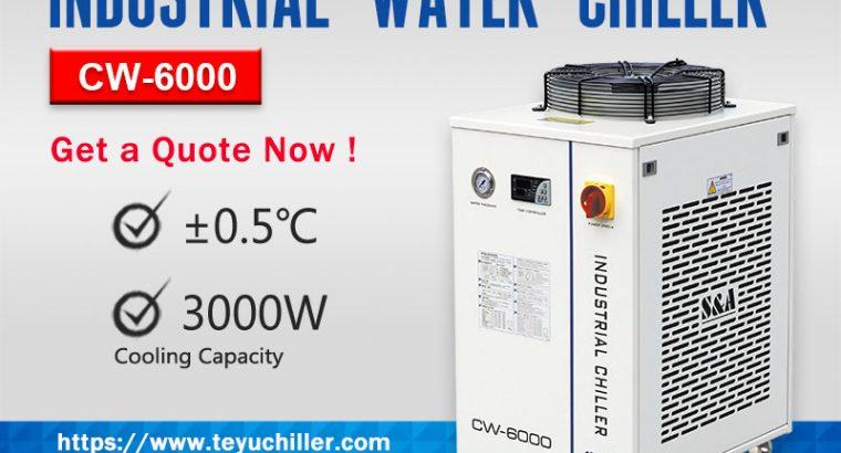 Endüstriyel Su Soğutucu CW-6000