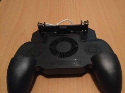 Pubg Soğutmalı (Fanlı) Ve Powerbankli Oyun Konsolu