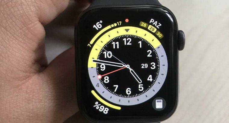 Tertemiz Apple Watch Series 5 44 MM