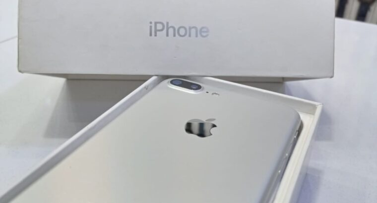 İPHONE 7 PLUS SİLVER