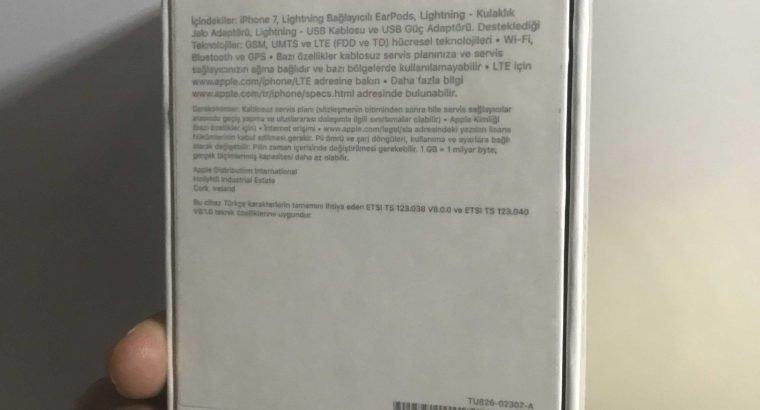 iphone 7 128.GB tertemiz